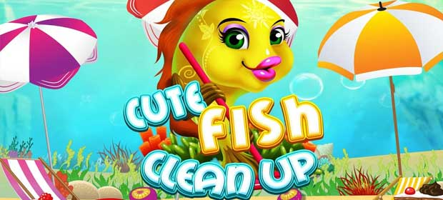 Cute Fish Clean Up