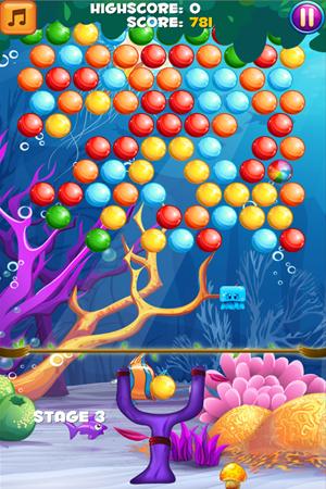 Mermaid Bubble Candy Pop
