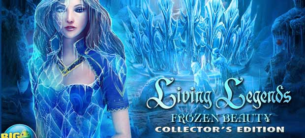 Living Legends: Frozen Beauty