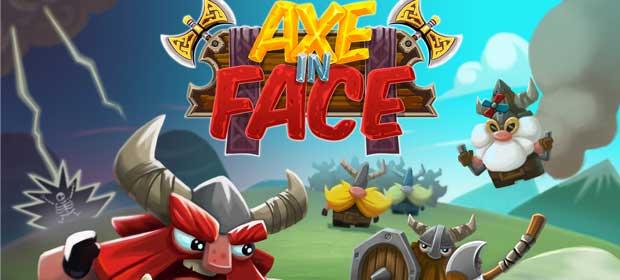 Axe in Face 2