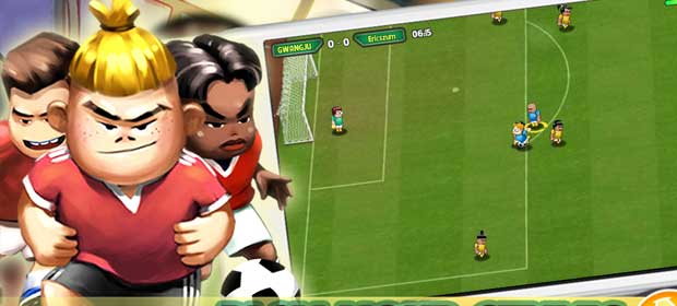 Kung fu Feet: Ultimate Soccer