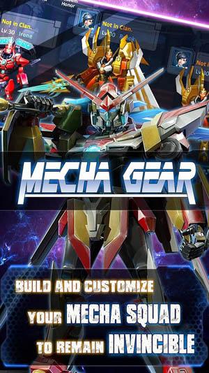 Mecha Gear