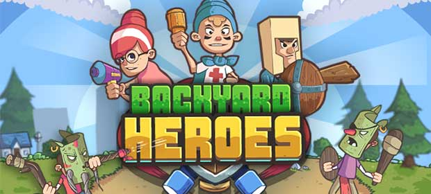 Backyard Heroes by Kizi