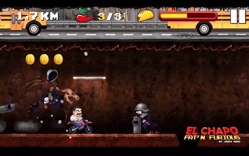El Chapo - Fat'n Furious!