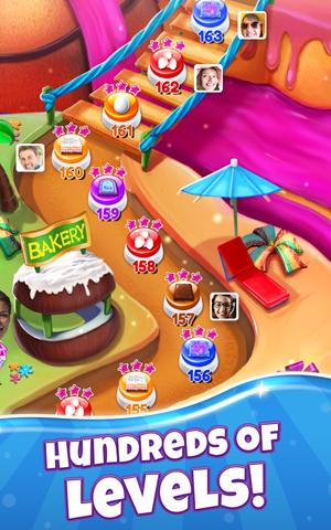 Crazy Cake Swap