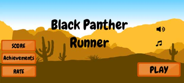 Black Panther Runner
