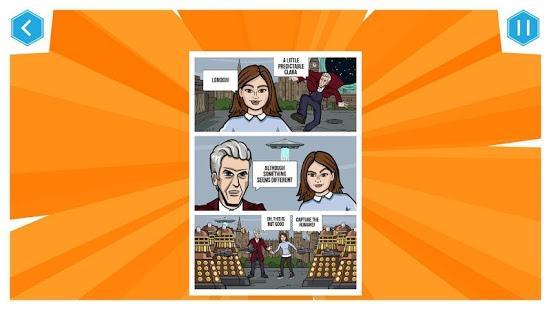 Doctor Who: Comic Creator