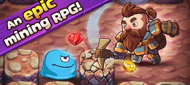 Mine Quest 2 - Mining RPG