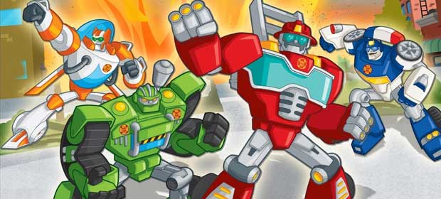 Transformers Rescue Bots: Hero
