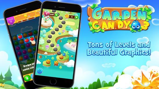 Fruit Splash - Garden Candy 3