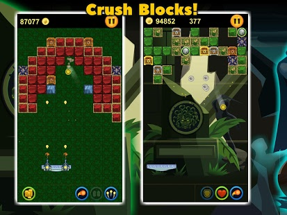 Crush Mythology Brick Breaker