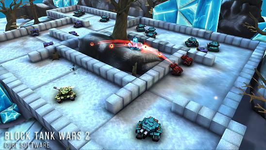 Block Tank Wars 2