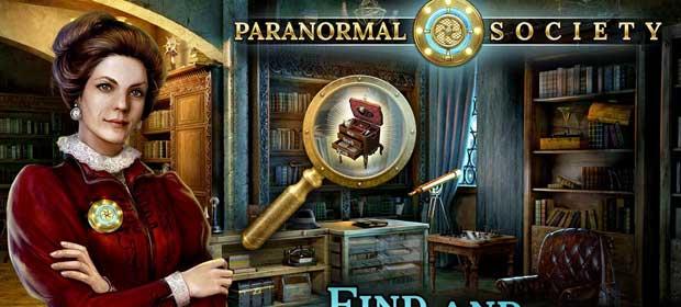 The Paranormal Society