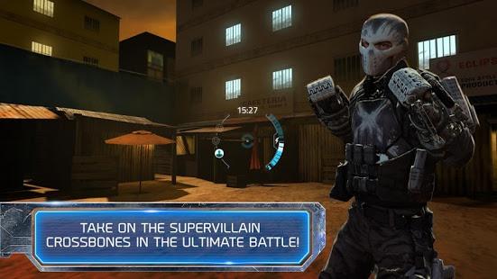 Kellogg Marvel's Civil War VR