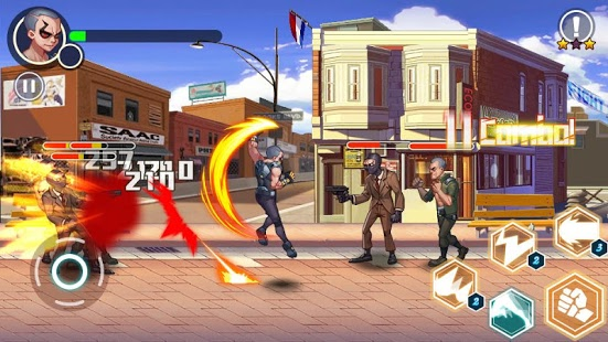 Crime of street:Mafia fighting