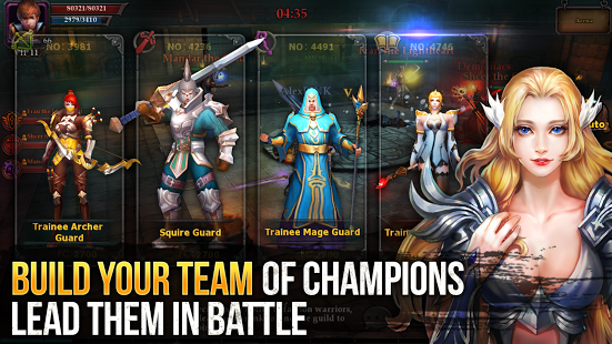 Dungeon Champions - Action RPG (Unreleased)