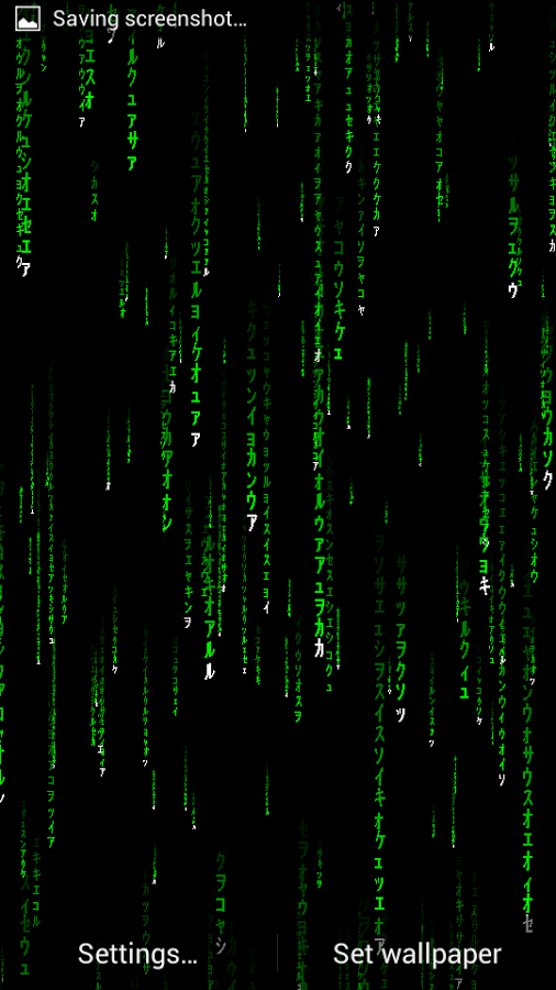 3d Matrix Live Wallpaper Apk Matrix 3d Live Wallpaper 187 Apk Thing Android Apps Free