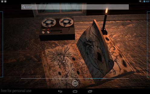 3d Matrix Live Wallpaper Apk Necronomicon 3d Live Wallpaper 187 Apk Thing Android Apps