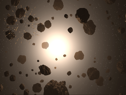 Asteroids 3d Live Wallpaper Apk Asteroids 3d Cosmic Explosion 187 Apk Thing Android Apps