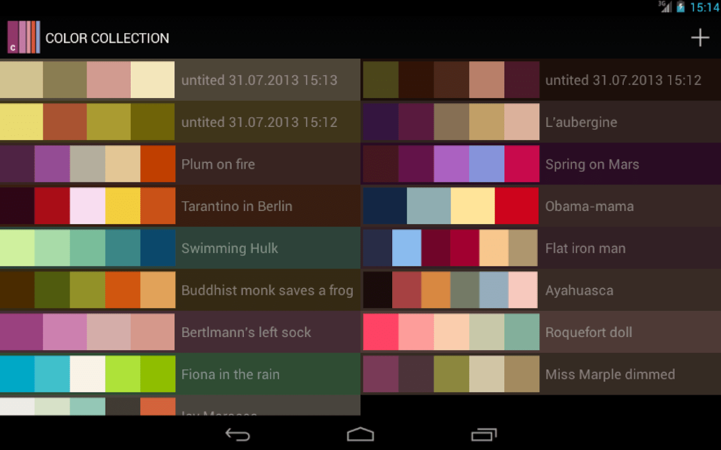 Interior Design Colour Palettes Color Collection Palettes Apk Thing Android Apps Free