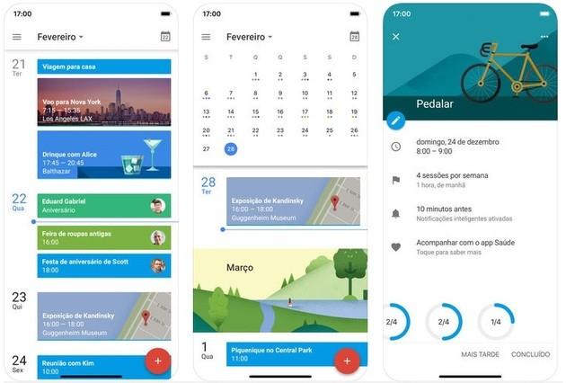 7 aplicativos de agenda para iPhone para te acompanhar no dia a dia