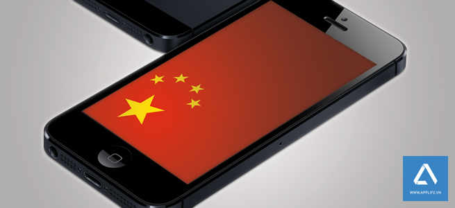 Apple mất tên gọi iPhone độc quyền tại Trung Quốc