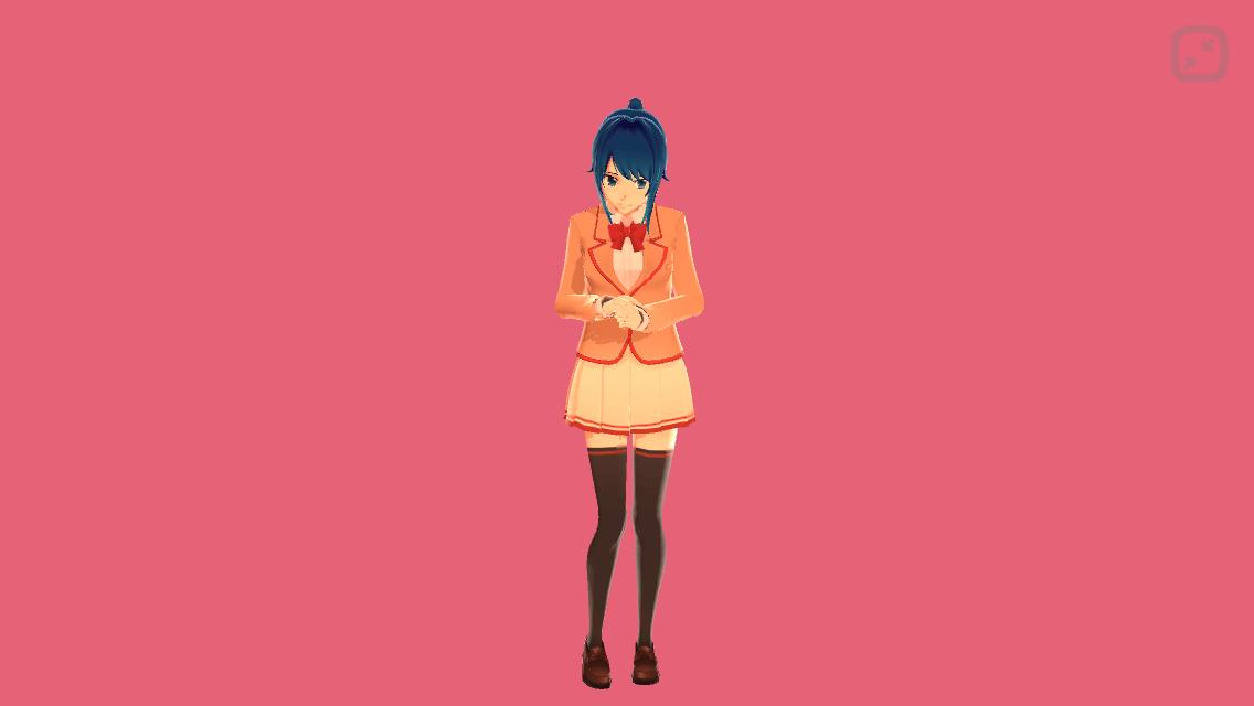 3d Guns Live Wallpaper Full Apk Download Anime Girl Pose 3d For Android Anime Girl Pose