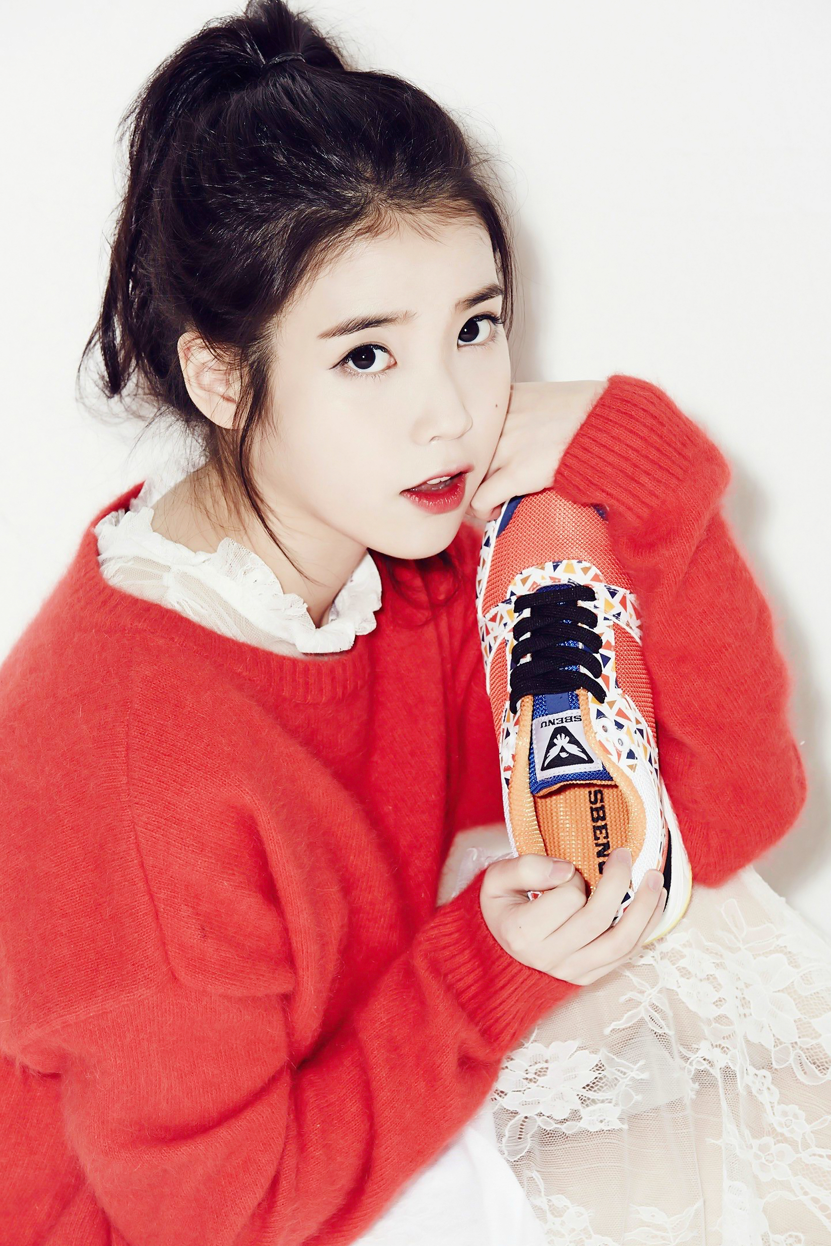 Cute Girl Background Wallpaper Iu 1472 Asiachan