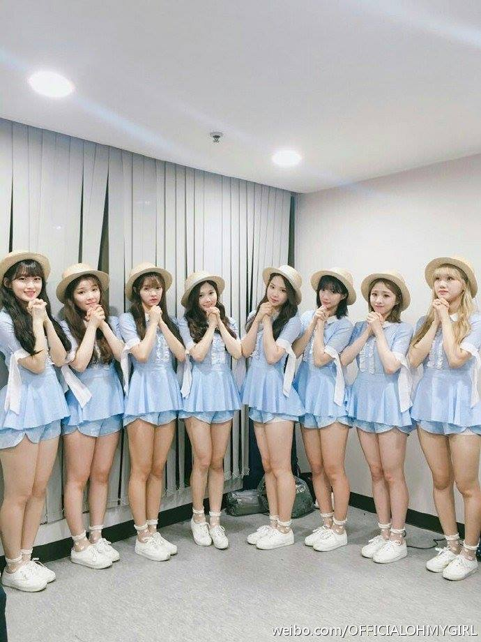 Oh My Girl Kpop Wallpaper Oh My Girl K Pop Asiachan Kpop Image Board