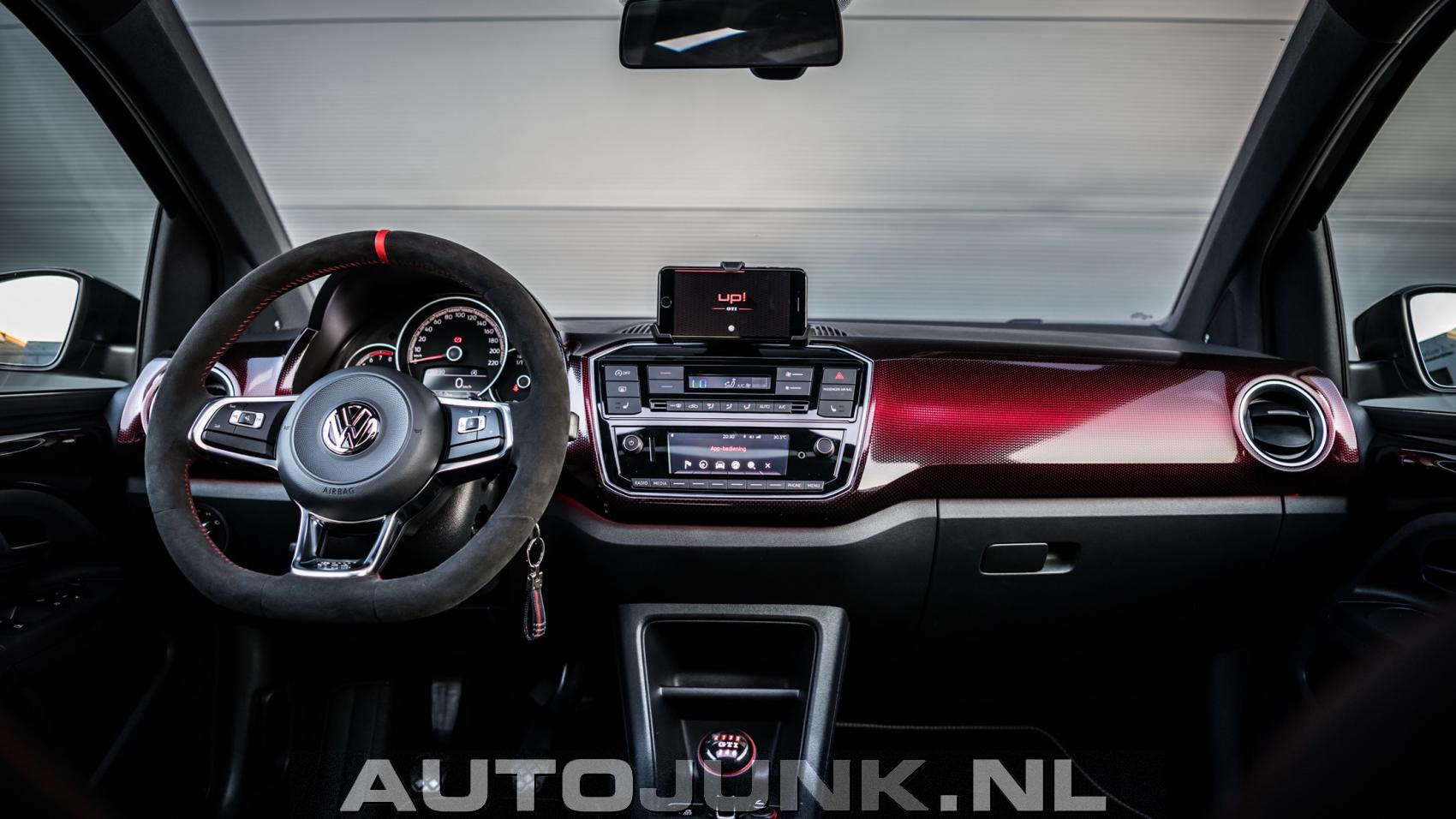 Interieur Vw Up Vw Up Gti Foto S Autojunk Nl 224182