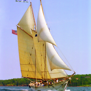 The Mary Day. Photo Courtesy of the Schooner Mary Day