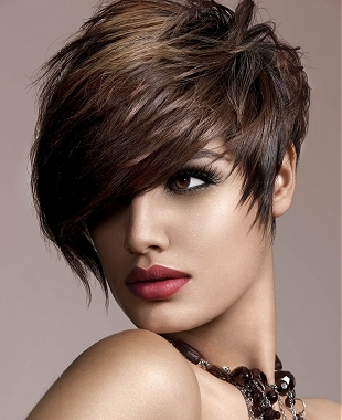 Women Hairstyles For Round Faces Cool Hair Com Medium Haircuts with Bangs for Face Shape and Hair Type x