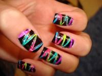 Fall Creative Nail Designs.