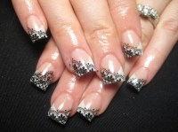Lace Nail Art Designs.