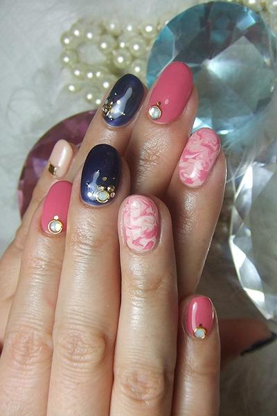 Brilliant Nail Art Ideas 2012