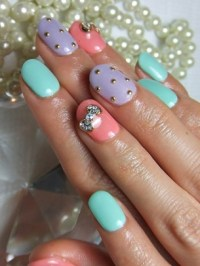 Brilliant Nail Art Ideas 2012.