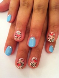 Nail Design Ideas Summer 2012@^*