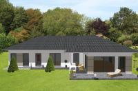 ...individuell geplant ! - Bungalow in modernem Ambiente ...
