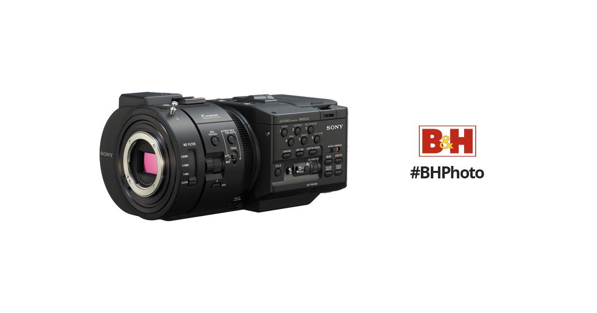 Sony NEX-FS700R Super 35 Camcorder (Body Only) NEX-FS700R BH