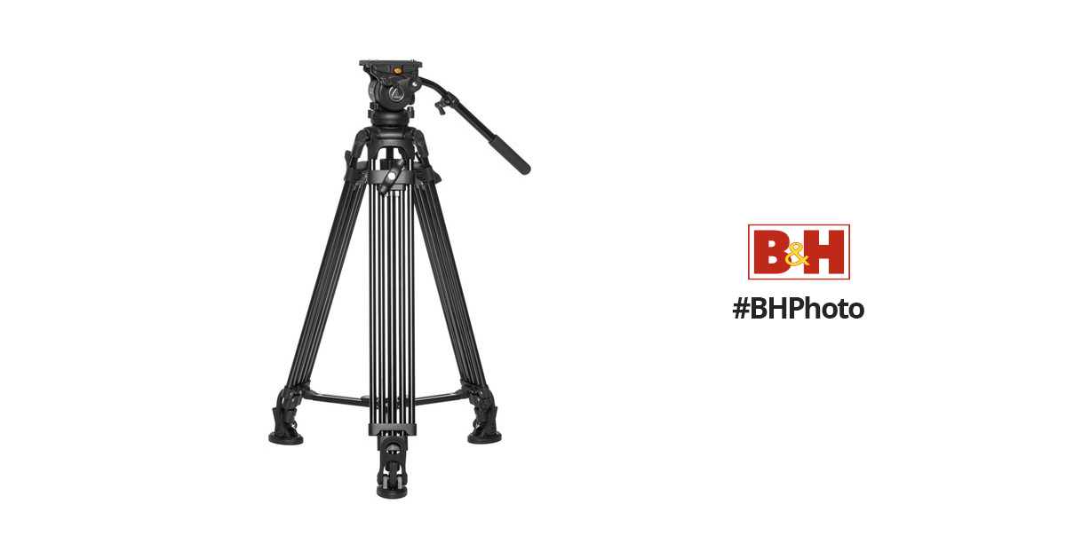 E-Image EG05A2 Two-Stage Aluminum Tripod with GH05 Head EG05A2