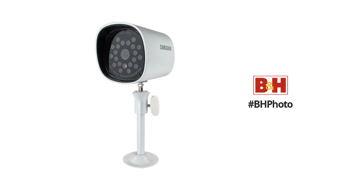 Samsung SEB-1005R Weatherproof Night Vision Camera SEB-1005R BH