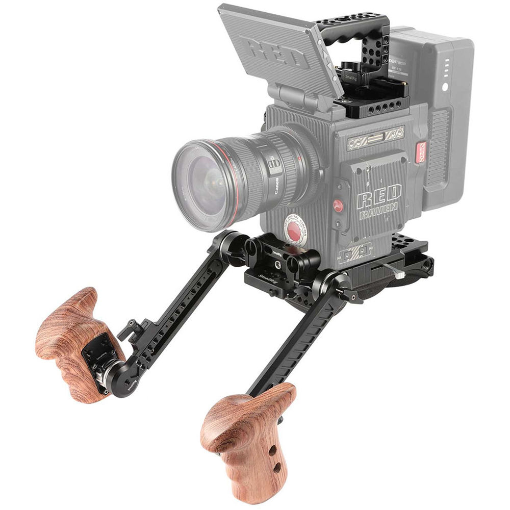 Red Raven Specs Smallrig 2102 Pro Accessory Kit For Red Dsmc2 Cameras