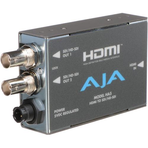 AJA HDMI to SD/HD