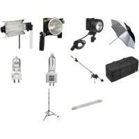 Lowel Portrait Three-Light Kit 401440 B&H Photo Video