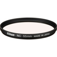 Nikon 55mm Clear NC Filter 3729 B&H Photo Video