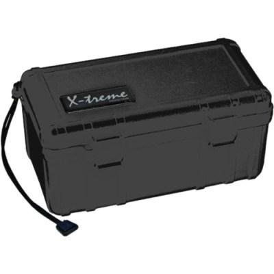 S3 Cases 2500 Series X-Treme Dry Box (Empty, Black) DB0251 B&H