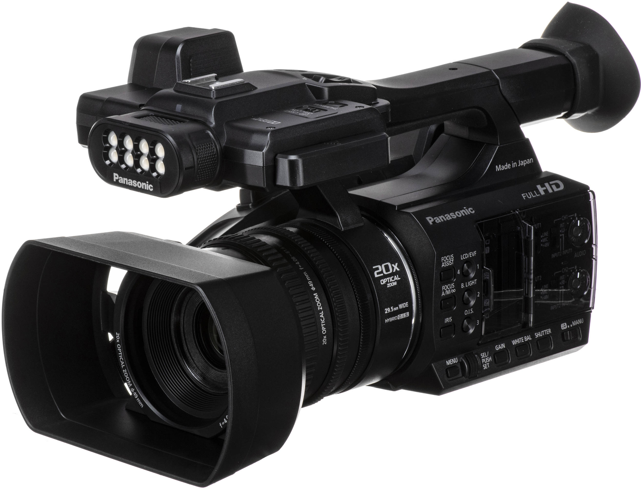 Which Video Camera Is Best For You B H Explora