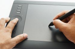 Small Of Wacom Intuos Pen And Touch Small Tablet