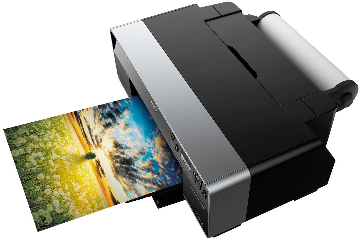 Printing With The Epson Stylus Photo R3000 Bh Explora
