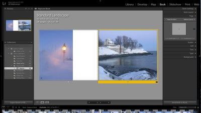How to Make a Photo Book with the Adobe Lightroom Book ...
